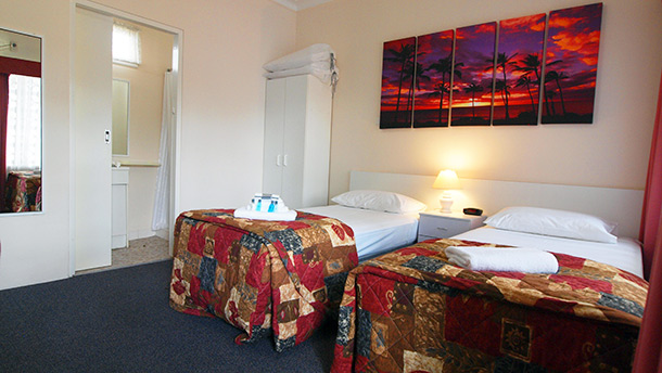 Twin Single Room at Motel Kempsey - Kempsey NSW