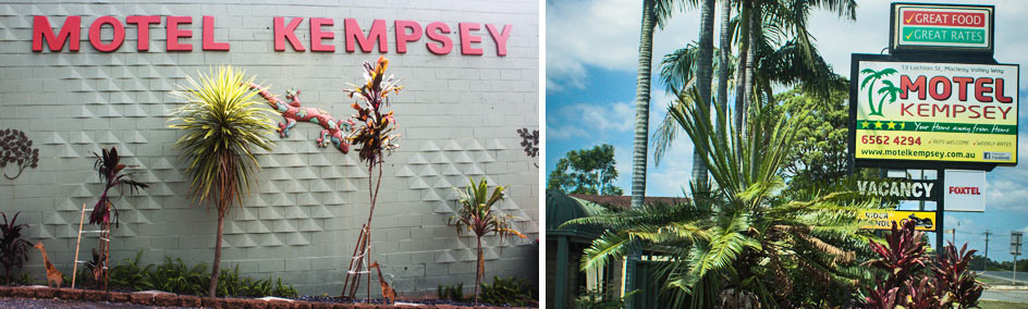 Motel Kempsey is just 3 mins from Kempsey Town Centre